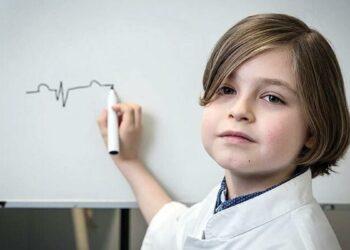 Laurent Simons, o prodígio de 11 anos.