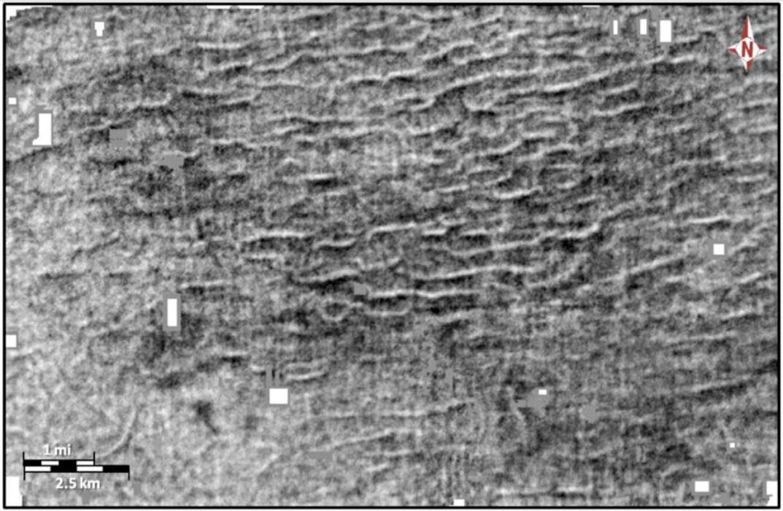 fóssil de tsunami gigante