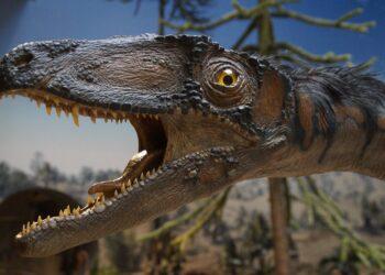 Análises matemáticas mostram que os dinossauros estavam em declínio ao menos 10 milhões de anos antes do asteroide. Imagem: M W/Pixabay