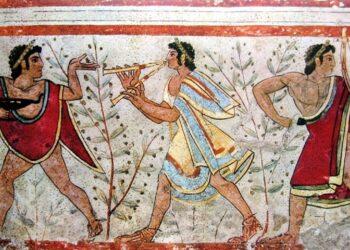 Esta é a origem dos antigos etruscos (