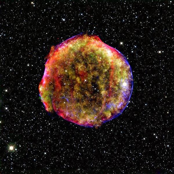 remanescente de supernova