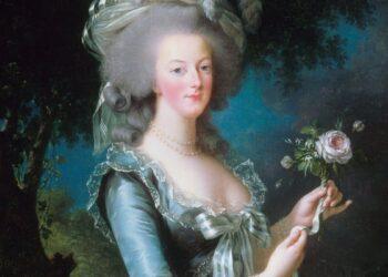 Imagem: Pintura de Maria Antonieta / Domínio Público