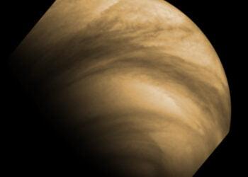 nuvens de vênus